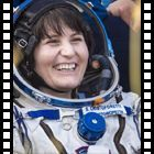 AstroSamantha back to Earth