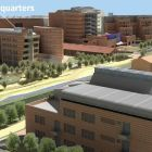 Rendering of CTA Headquarters in Bologna