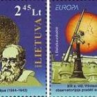 lithuania-astronomy-stamp