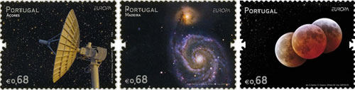 portugal-astronomy-stamp